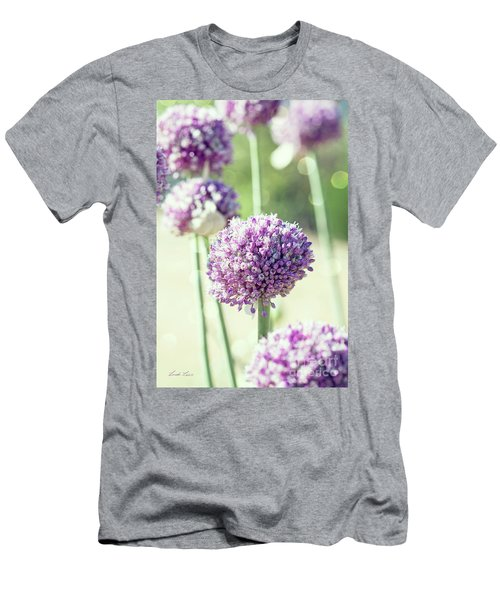 Men's T-Shirt (Athletic Fit) featuring the photograph Longing For Summer Days by Linda Lees