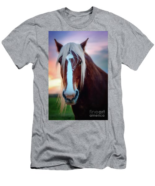 Wild Thing Men's T-Shirt (Slim Fit) by Tamyra Ayles