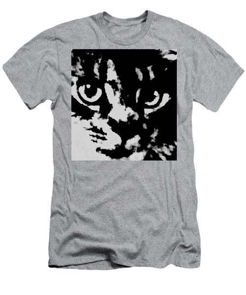 Look Into My Eyes Men's T-Shirt (Athletic Fit)