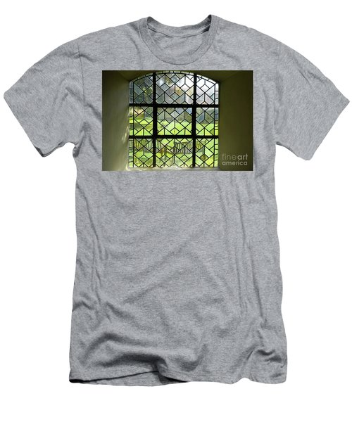 Looked Through The Window Men's T-Shirt (Athletic Fit)