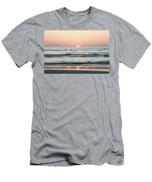 Looking For Breakfest Men's T-Shirt (Athletic Fit)
