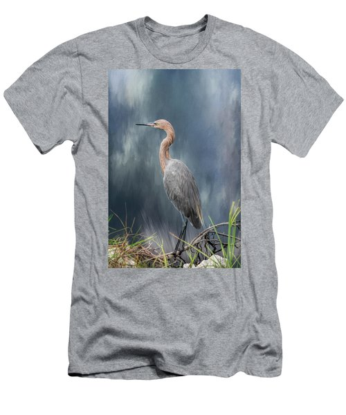 Looking For Food Men's T-Shirt (Athletic Fit)
