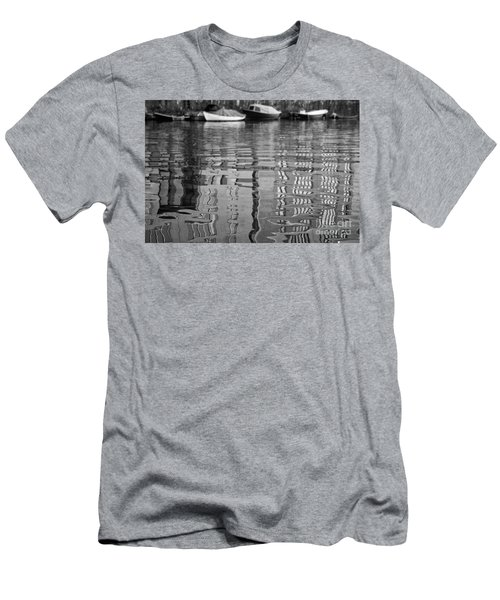 Looking In The Water Men's T-Shirt (Athletic Fit)