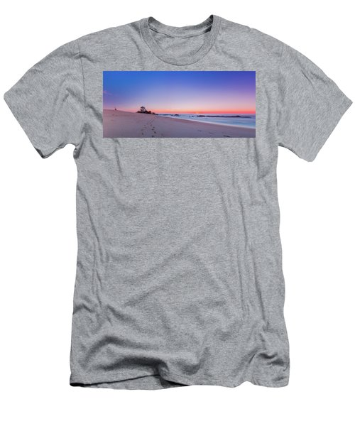 Looking Into The Distance Men's T-Shirt (Athletic Fit)