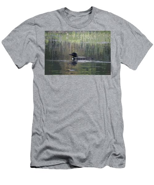 Loon Men's T-Shirt (Athletic Fit)