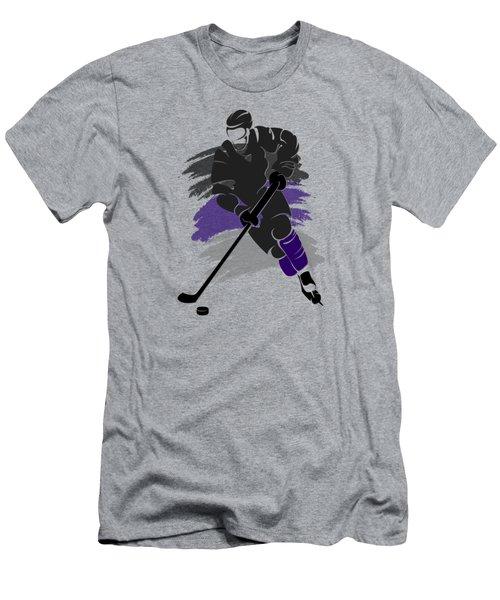 Los Angeles Kings Player Shirt Men's T-Shirt (Slim Fit) by Joe Hamilton