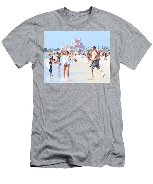 Lost In The Sun Men's T-Shirt (Athletic Fit)