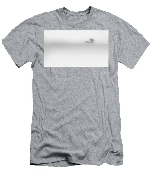 Men's T-Shirt (Slim Fit) featuring the photograph Lost Island by Bill Wakeley