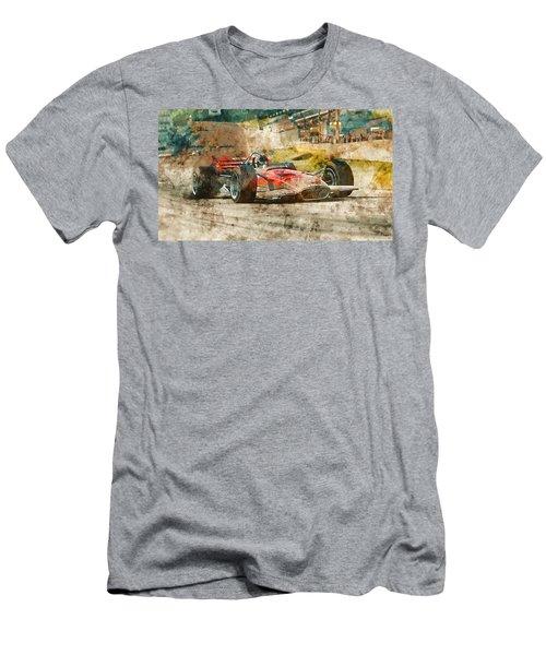 Lotus 49 - 33 Men's T-Shirt (Athletic Fit)