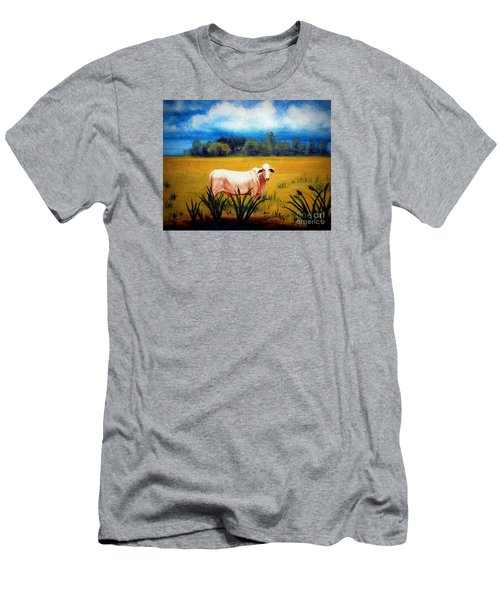 The Lonely Bull Men's T-Shirt (Athletic Fit)