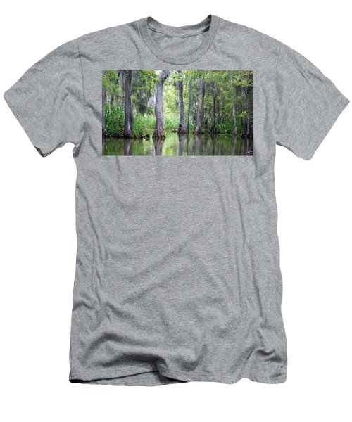 Louisiana Swamp 5 Men's T-Shirt (Athletic Fit)