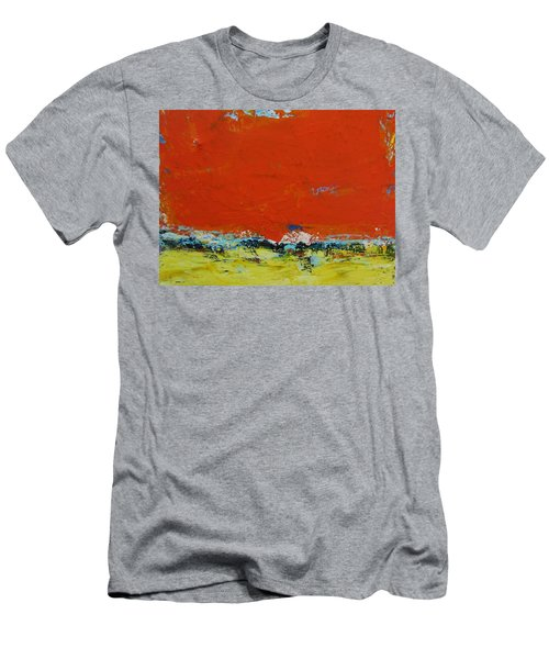 Love And Compassion 2 Men's T-Shirt (Athletic Fit)