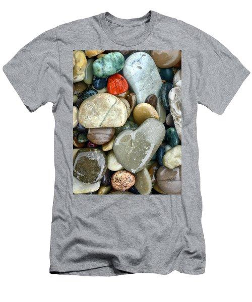 Love Of Lake Men's T-Shirt (Athletic Fit)