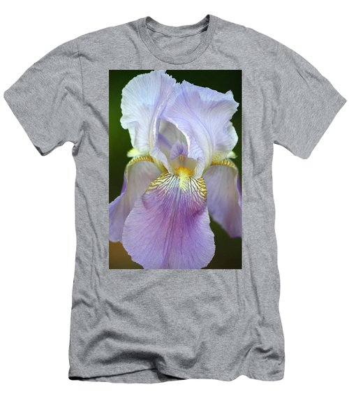 Men's T-Shirt (Slim Fit) featuring the photograph Lovely In Lavender by Sheila Brown