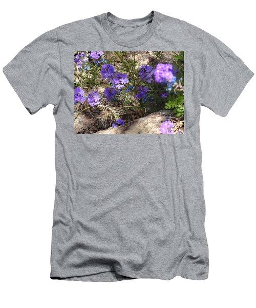 Lovely Lavender Men's T-Shirt (Athletic Fit)