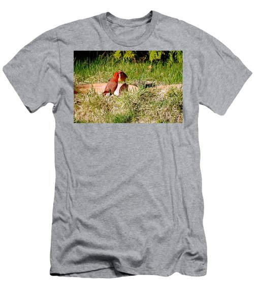Lovers Men's T-Shirt (Slim Fit) by Vicky Tarcau