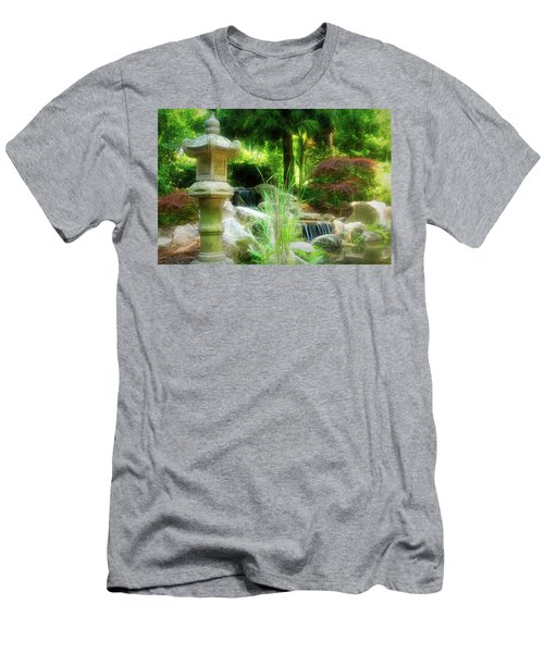 Loves Garden Men's T-Shirt (Athletic Fit)