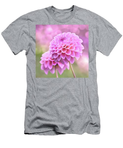 Men's T-Shirt (Athletic Fit) featuring the photograph Lovestruck Romeo by John Poon