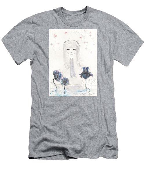 Loving Hart Men's T-Shirt (Athletic Fit)