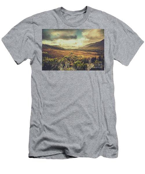 Low Dynamic Range Men's T-Shirt (Athletic Fit)