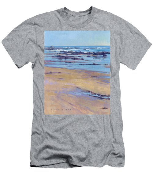 Low Tide / Crystal Cove Men's T-Shirt (Athletic Fit)