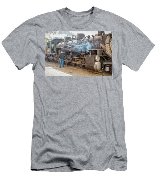 Lubing #481 Men's T-Shirt (Athletic Fit)