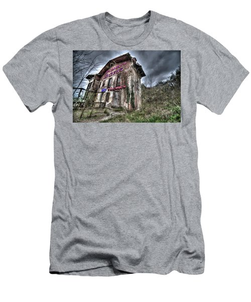 Luciano's Motel Men's T-Shirt (Athletic Fit)
