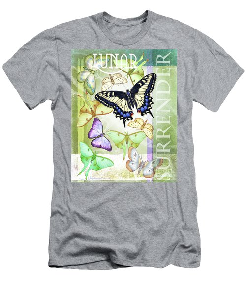 Lunar Surrender Men's T-Shirt (Athletic Fit)