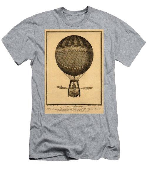 Lunardi The Great Men's T-Shirt (Athletic Fit)
