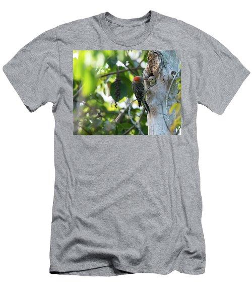 Lunchtime Men's T-Shirt (Slim Fit) by Arthur Dodd