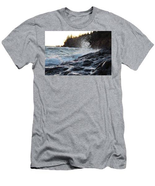 Lutsen Shore Two Men's T-Shirt (Athletic Fit)