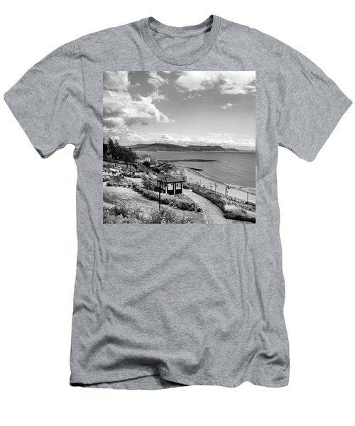 Lyme Regis And Lyme Bay, Dorset Men's T-Shirt (Slim Fit) by John Edwards