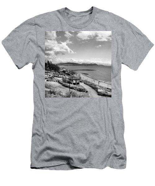 Lyme Regis And Lyme Bay, Dorset Men's T-Shirt (Athletic Fit)