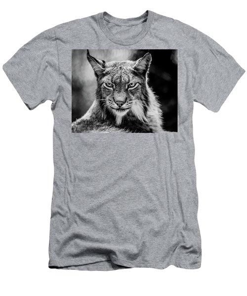 Lynx Portet Men's T-Shirt (Athletic Fit)