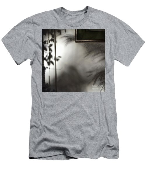 Men's T-Shirt (Slim Fit) featuring the photograph Lysiloma Shadows by Kim Nelson