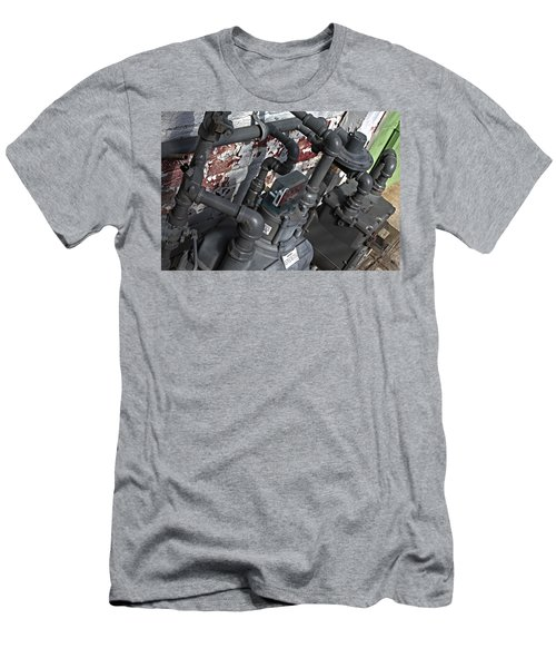 Machinery Men's T-Shirt (Athletic Fit)