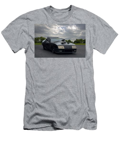 Mad Max Mfp Interceptor Replica Men's T-Shirt (Athletic Fit)