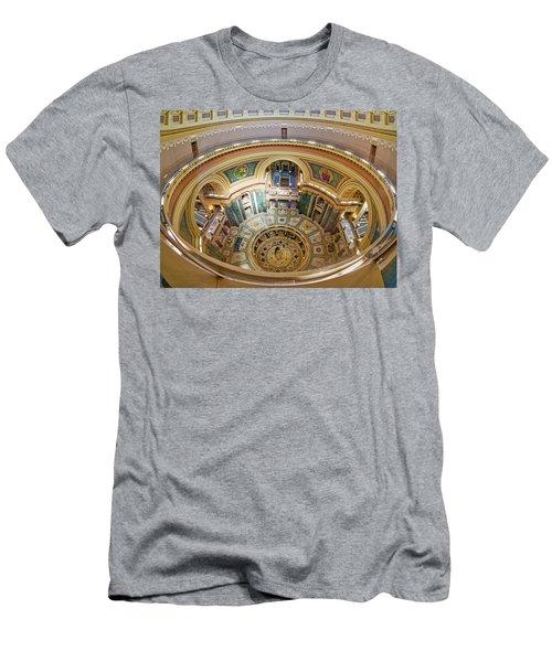 Madison Capitol Rotunda Men's T-Shirt (Athletic Fit)