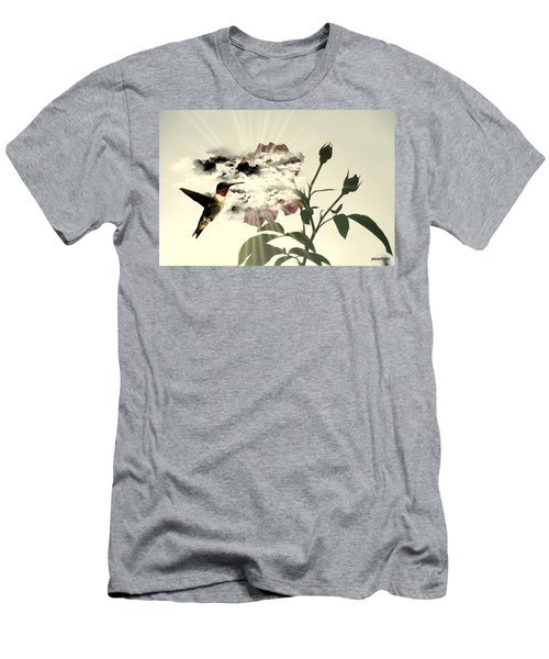 Magic Flower Men's T-Shirt (Athletic Fit)