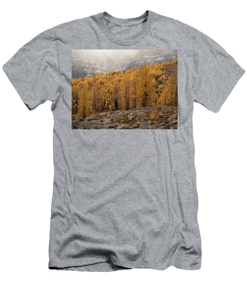 Magnificent Fall Men's T-Shirt (Athletic Fit)