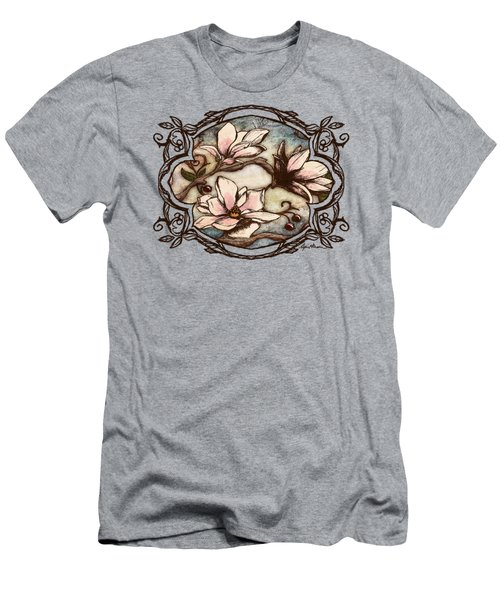 Magnolia Branch II Men's T-Shirt (Athletic Fit)