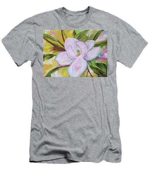 Magnolia Refrain Men's T-Shirt (Athletic Fit)