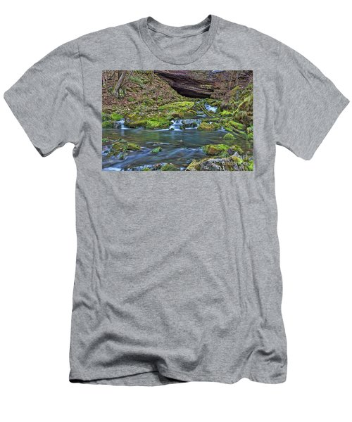 Maiden Springs Men's T-Shirt (Athletic Fit)