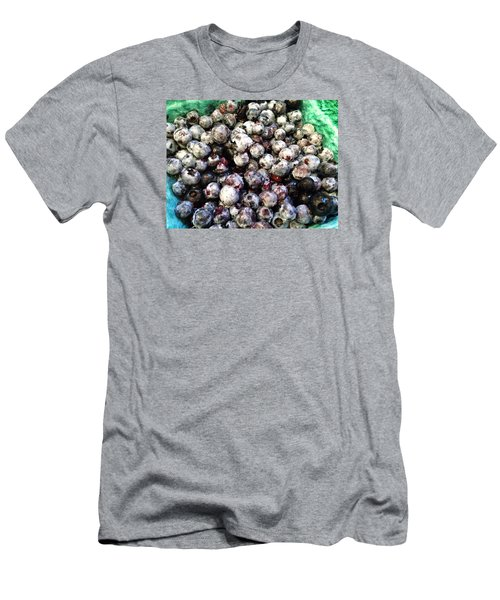 Maine Pearls Men's T-Shirt (Slim Fit) by Olivier Calas