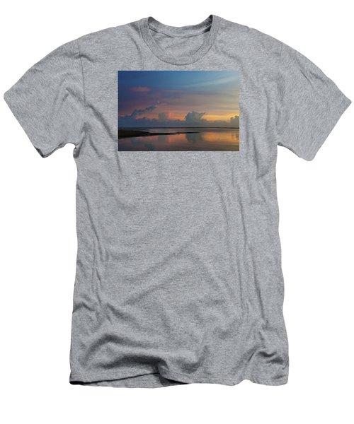 Majestic Rise Men's T-Shirt (Athletic Fit)