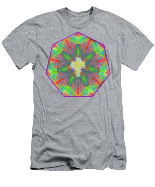 Mandala 1 1 2016 Men's T-Shirt (Athletic Fit)