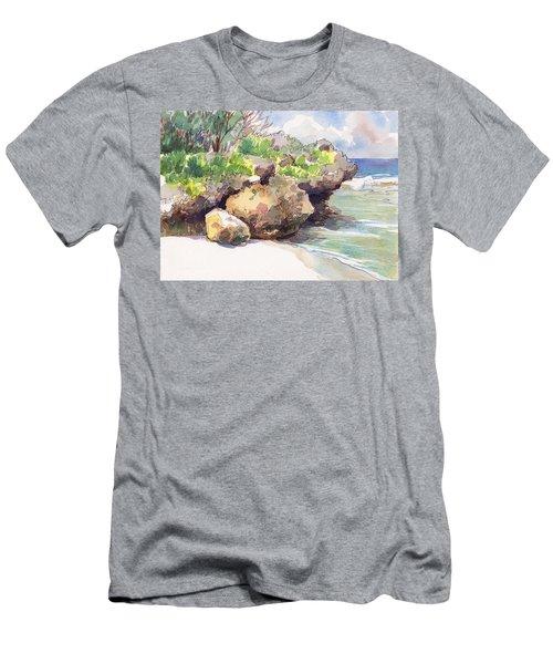 Mangaia West Coast Men's T-Shirt (Athletic Fit)
