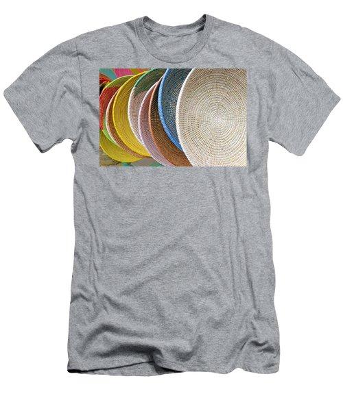 Manhattan Wicker Men's T-Shirt (Athletic Fit)