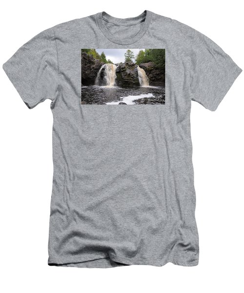 Men's T-Shirt (Slim Fit) featuring the photograph Manitou by Sandra Updyke