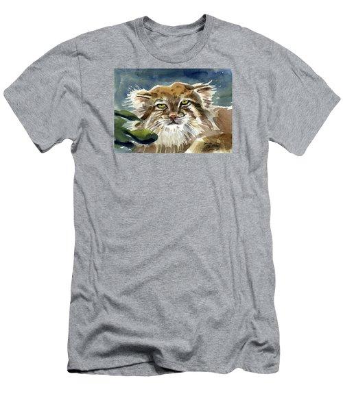 Manul Men's T-Shirt (Athletic Fit)